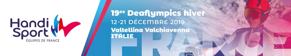 Équipe de France, 19es Deaflympics d'hiver